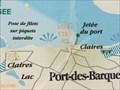 Image for 'Vous êtes ici' - Jetée du Port des Barques, Nouvelle Aquitaine, France