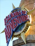 Image for Universal - Islands of Adventure -  Florida, USA.