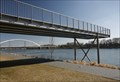 Image for Three Eurovea piers - Bratislava, Slovakia