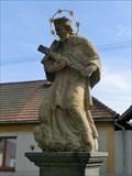 Image for St. John of Nepomuk // sv. Jan Nepomucký - Zdislavice, Czech Republic