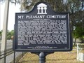 Image for Mt. Pleasant Cemetery