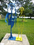 Image for The Royal Couple - Museum Gardens - Orlando, Florida.