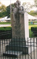 Image for Annie Louise Keller Sculpture - White Hall Historic District - White Hall, IL