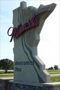 Image for South Dakota/Minnesota Border Crossing on I-90