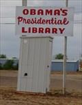 Image for Tucumari, New Mexico: Obama's Presidential Library (Unauthorized)