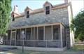 Image for (Commanding) Officer's Quarters -- Fort Clark Historic District -- Brackettville TX