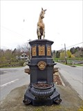 Image for Golden Horse Fountain & Drinking Trough - Yarmouth, NS
