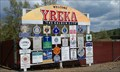 "Image for Welcome to Yreka, ""The Golden City"""