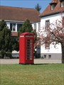Image for Red Telephone Boxes in Munich-Sendling, Germany