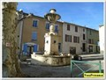 Image for Fontaine du village - Saint Etienne les Orgues, France