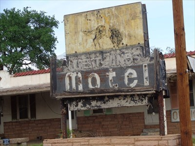 West Winds Motel - Route 66