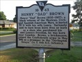 """Image for 16-43 Henry """"Dad"""" Brown"""