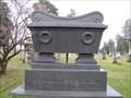 Image for Replica Napoleon Tomb- Vernon King Stevenson Gravestone - Nashville, Tennessee