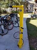Image for UNF Dero Fixit Bicycle Repair Station #2 - Jacksonville, FL, USA