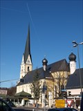 Image for Katholische Pfarrkirche Mariä Himmelfahrt - Prien am Chiemsee, Lk Rosenheim, Bayern, Germany