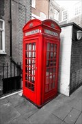 Image for Red Telephone Box - Red Lion Court, London, UK
