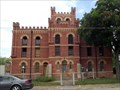 Image for (Former) Caldwell County Jail - Caldwell County Courthouse Historic District - Lockhart, TX