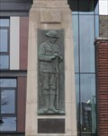 Image for World War I Soldier - Eccles, UK