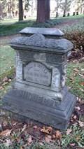 Image for John G. Miller - Eugene Pioneer Cemetery - Eugene, OR