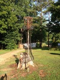 Tiki Course Hole, Spotsylvania, Virginia