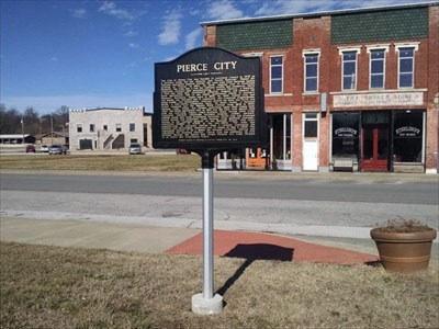 Pierce City History, by MountainWoods