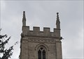 Image for Gargoyles - St Mary - Freeby, Leicestershire