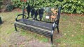 Image for Memorial Bench - Coronation Gardens - North Ferriby, East Riding of Yorkshire