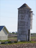 Image for W7285 Wisconsin Avenue Silo - Greenville, WI