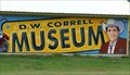 Image for D W Correll Museum - Route 66 - Catoosa, Oklahoma, USA