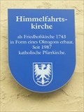 Image for Octagon-church 'Himmelfahrt' - 99310 Arnstadt/Germany/THR