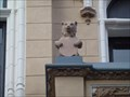 Image for Bears on Large Guildhall - Riga, Latvia