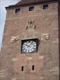 Image for Clock of Weißer Turm - Nürnberg, Germany, BY