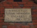 Image for 1861 - Wesleyan Home Mission Chapel - Wellington, Telford, Shrosphire