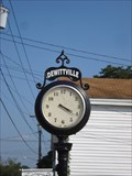 Image for Dewittville Clock - Dewittville, NY