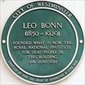 Image for Leo Bonn - Upper Brook Street, London, UK