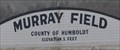 Image for Murray Field ~ Elevation 5 Feet