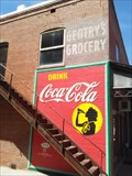 Image for Coca-Cola Mural #1 - Berryville AR