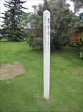 Image for Palmer Visitors Center Peace Pole - Palmer, Alaska