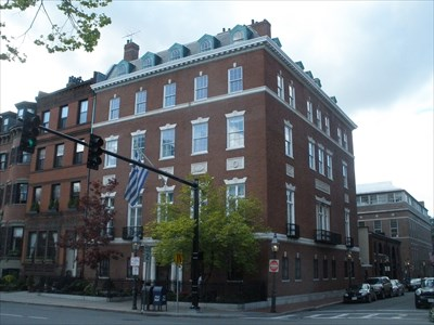 Consulate General Of Greece Boston Ma Usa Diplomatic Missions On Waymarking Com