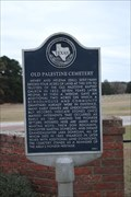 Image for Old Palestine Cemetery