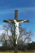 Image for Cemetery Crucifix - St. Joseph's Cemetery - Clifton City, MO