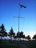 Image for Nautical Flag Pole at Long Beach Shoreline Aquatic Park - Long Beach, CA