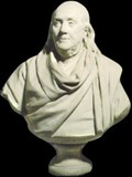 Image for Boston Athenaeum - Benjamin Franklin Bust by Houdon
