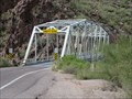 Image for Apache Trail Truss Bridge - Tonto National Forest, Arizona