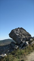 Image for Natural balanced rock, Castelo de Vide, Portugal