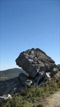 Image for Natural balanced rock, Castelo de Vide, Portugal