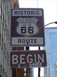 1st Stop Route 66 - Lucky 7