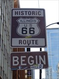 Image for 1st Stop Route 66 - Lucky 7 - Chicago, Illinois, USA.