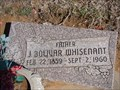Image for 101 - J. Bolivar Whisenant - Choctaw Cemetery - Choctaw, OK