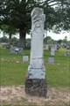 Image for Albert J. Sanders - Damascus Cemetery - Lindale, TX